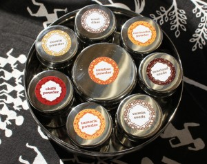 Indian Made Easy spice box